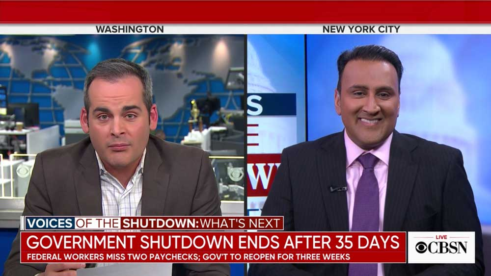 The government shutdown and lack of paychecks could spell